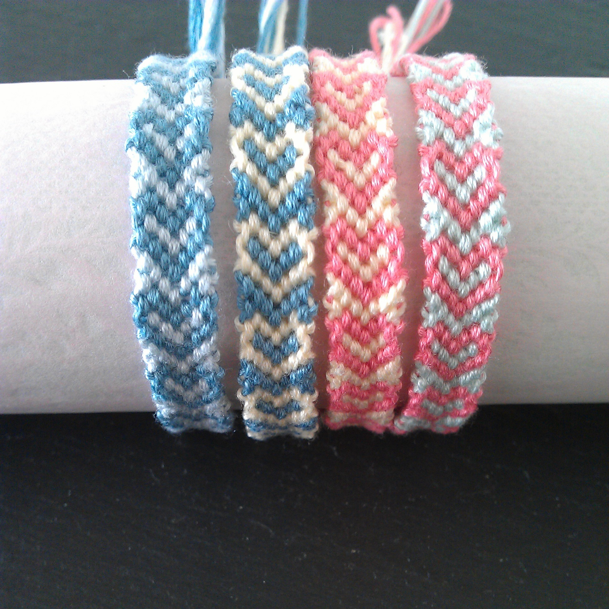 friendshipbracelets blue