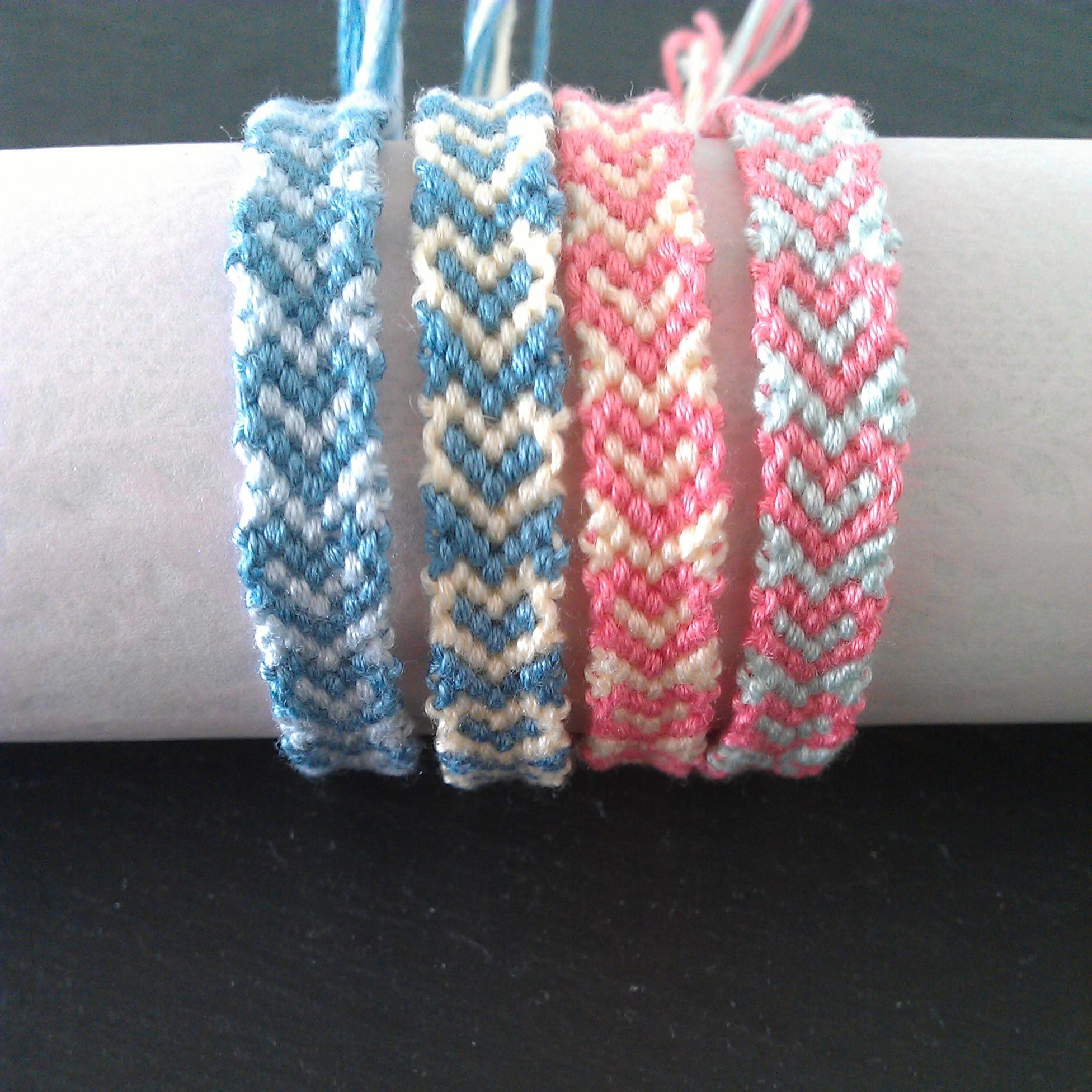 friendshipbracelets blue